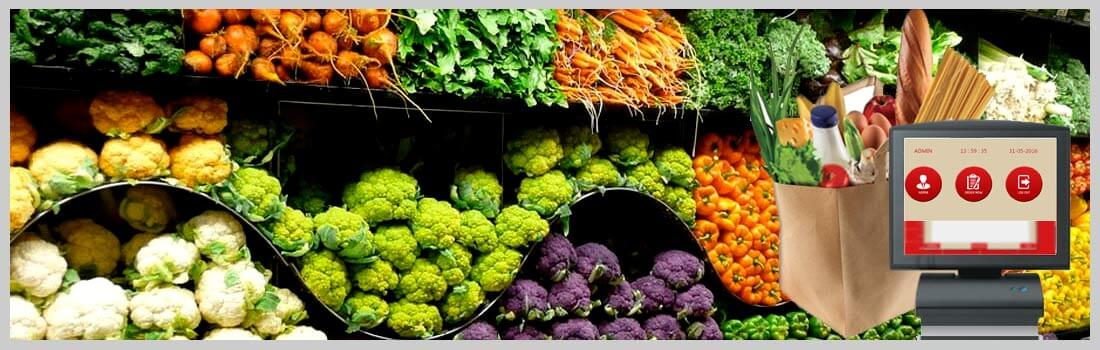 POS Software Usage in Fruit and Vegetables Supermarket
